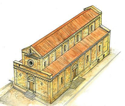 Un'illustrazione della Sardegna di Andrea Zucca