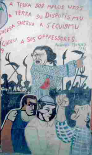 Democrazia Oggi - La rivolta di Palabanda e i suoi protagonisti